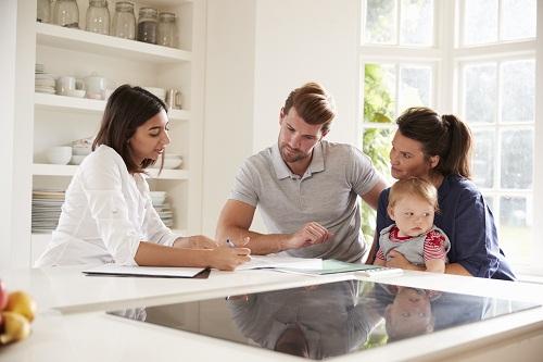 Souscription à un prêt immobilier